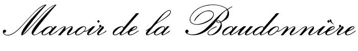 Manoir de la Baudonniere